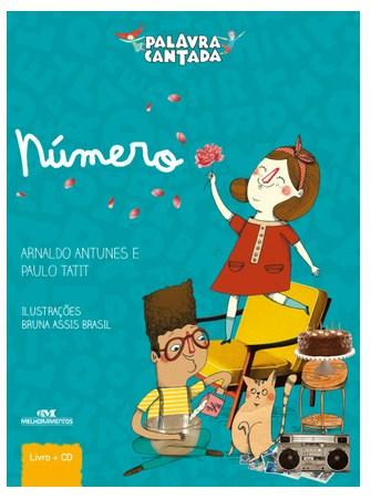 NÚMERO - PALAVRA CANTADA