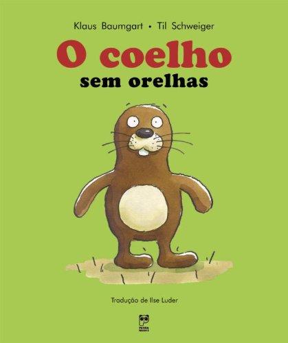 O COELHO SEM ORELHAS - KLAUS BAUMGART