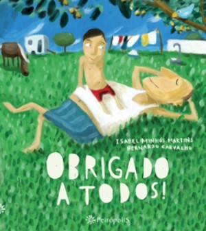OBRIGADO A TODOS! - ISABEL MINHOS MARTINS