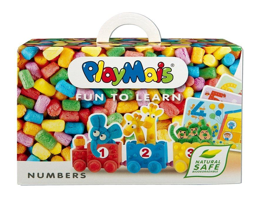PlayMais Classic Numbers