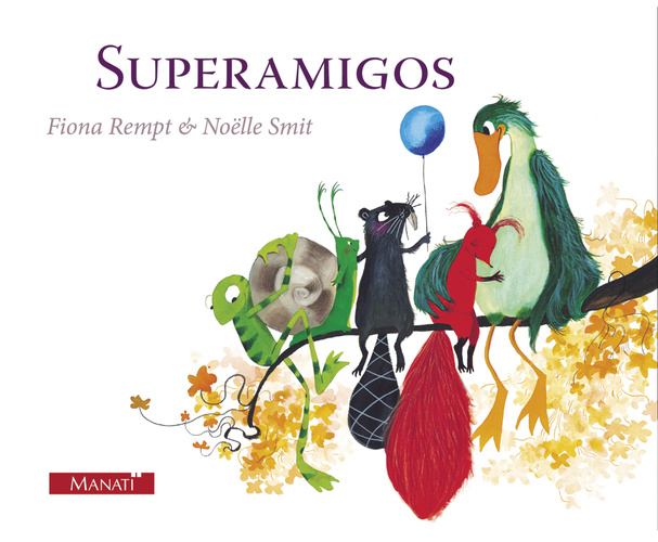 SUPERAMIGOS - FIONA REMPT