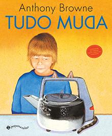 TUDO MUDA - ANTHONY BROWNE