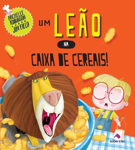 UM LEÃO NA CAIXA DE CEREAIS! - MICHELLE ROBINSON