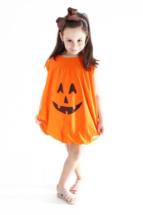 Vestido Pumpkin