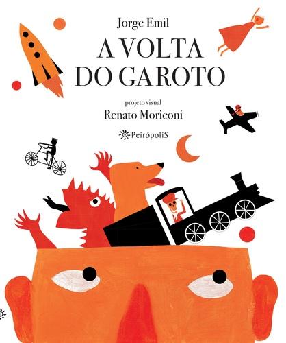 VOLTA DO GAROTO, A - JORGE EMIL