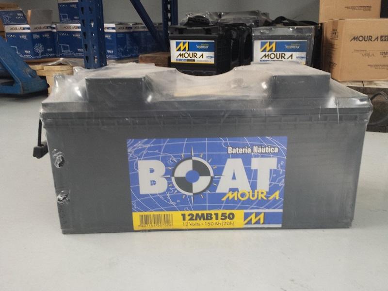 Moura Boat 150 Ah