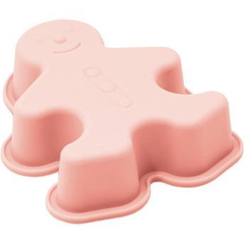 Forma Silicone Mini Boneco