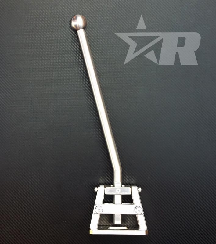"""Alavanca de Engate Rápido Duplo """"A"""" Torre Alta - 50cm"""
