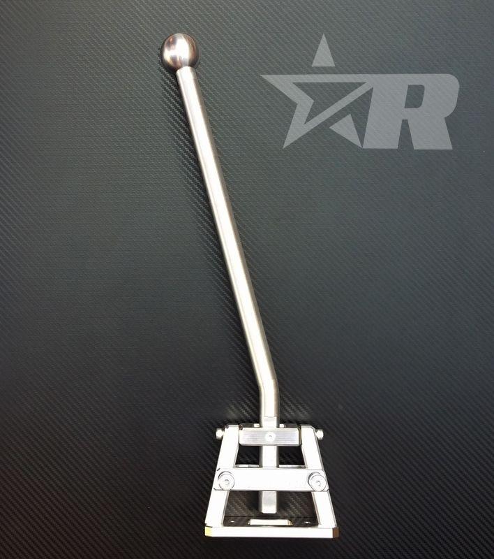 """Alavanca de Engate Rápido Duplo """"A"""" Torre Alta - 65cm"""