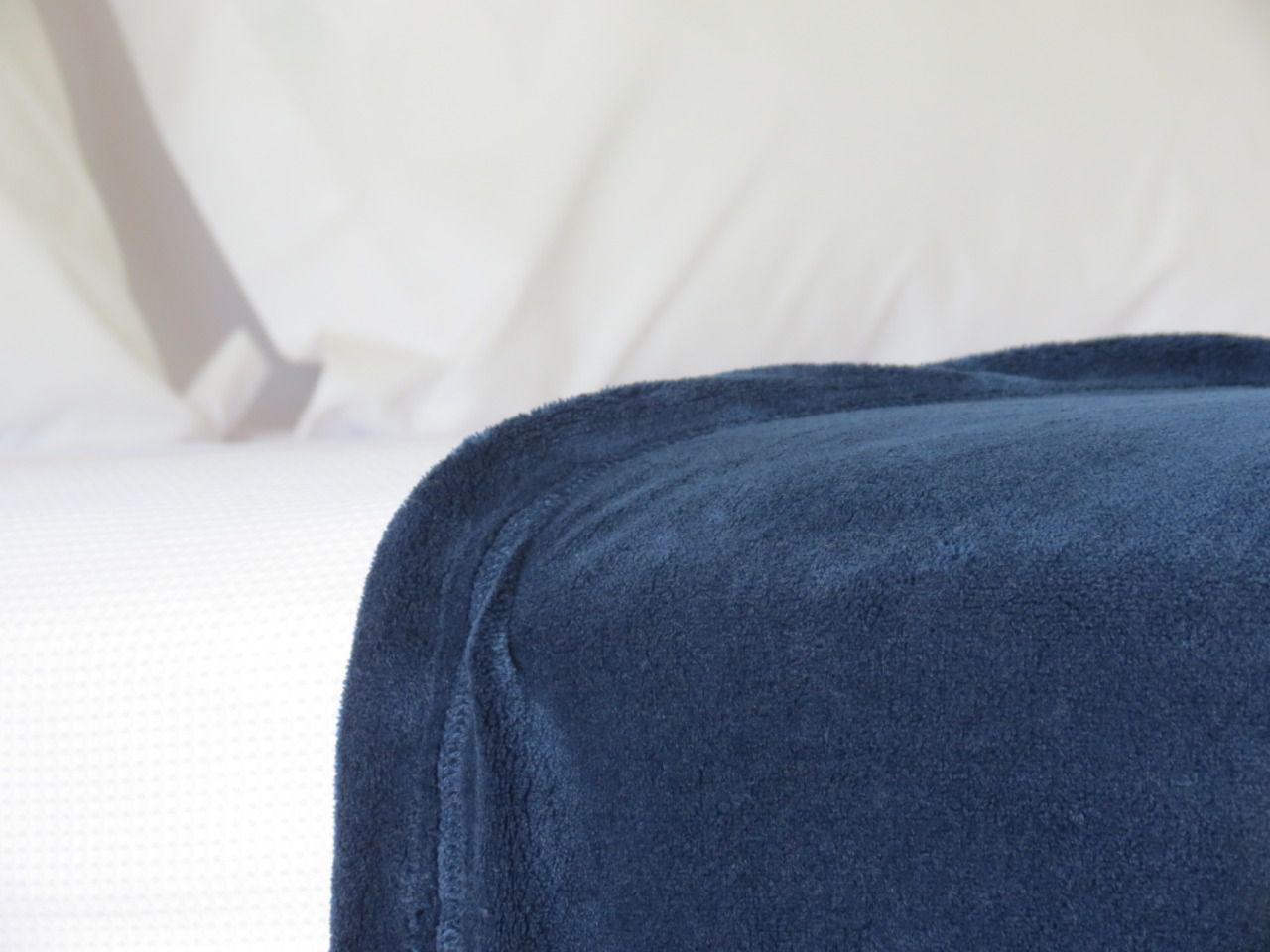 Mini Manta de Microfibra - Matinali Têxtil
