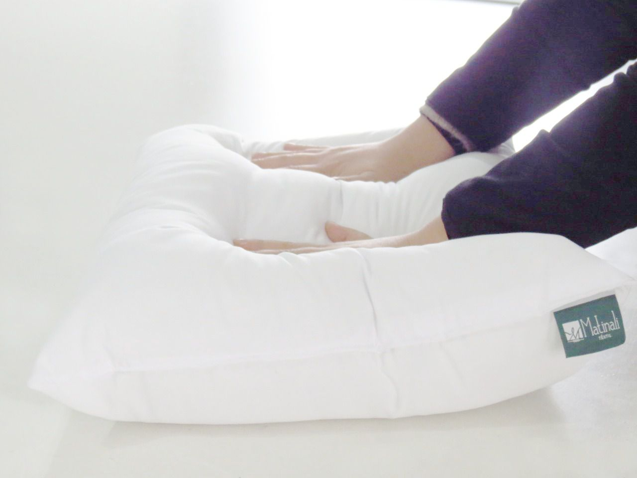 Travesseiro 600g - Suporte firme - Matinali Têxtil