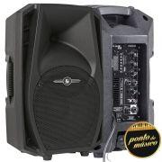 Caixa Ativa Frahm Ps8A 8 Bt App 200w Usb Bluetooth