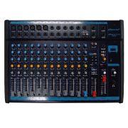 Mesa De Som Oneal OMX12 USB 12 Canais
