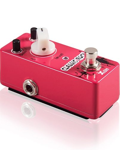 Pedal Guitarra Overdrive Xvive Classic Rock V1