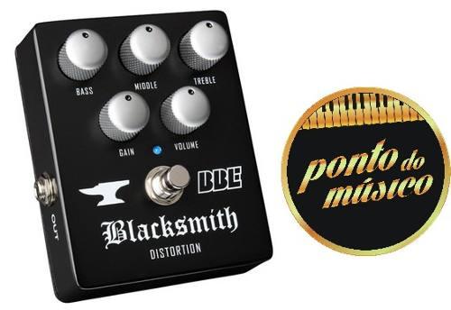 Pedal P/ Guitarra Bbe Blacksmith Distortion