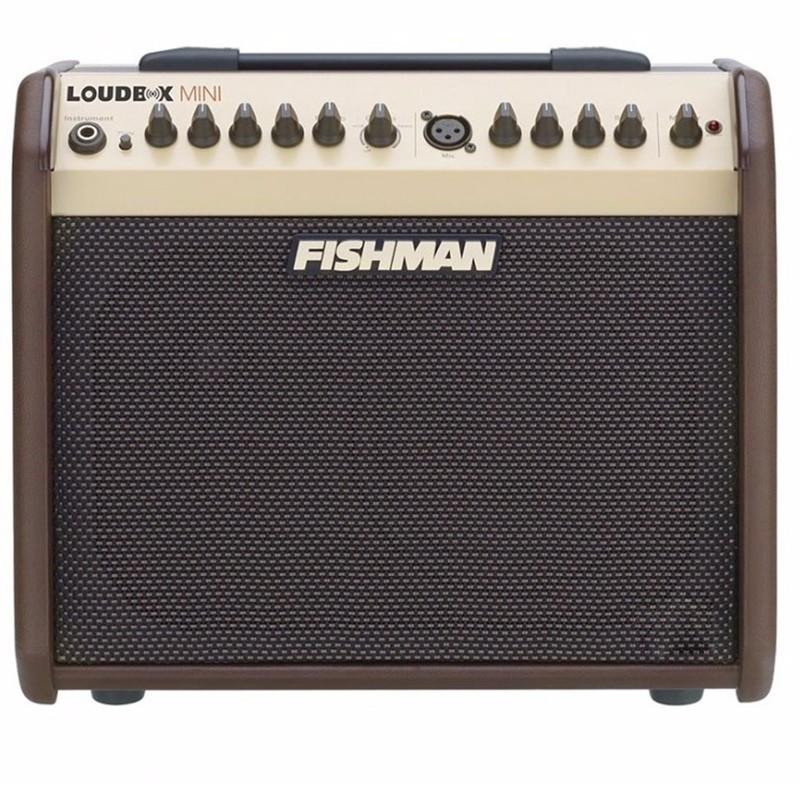 Cubo Amplificador Fishman Loudbox Mini Pro-lbx-500 60w