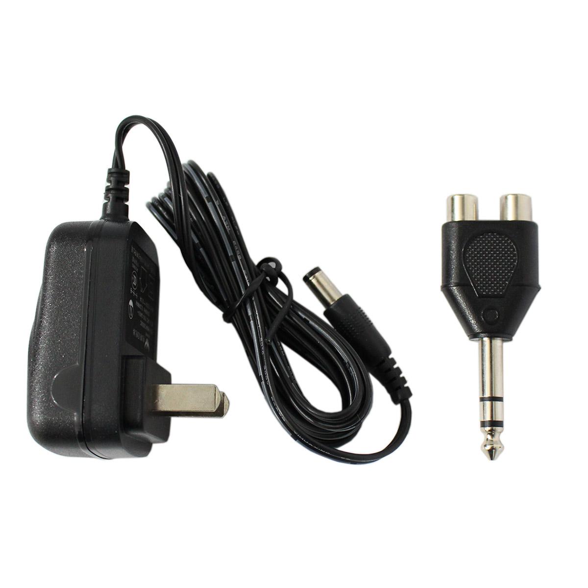 Amplificador De Fone Yoga HA04 4 Canais