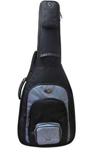 Bag Super Luxo Cnb Egb1600 Acolchoada P/ Guitarra