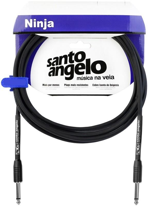 Cabo Santo Angelo P10 x P10 03ft 0,91 Metros