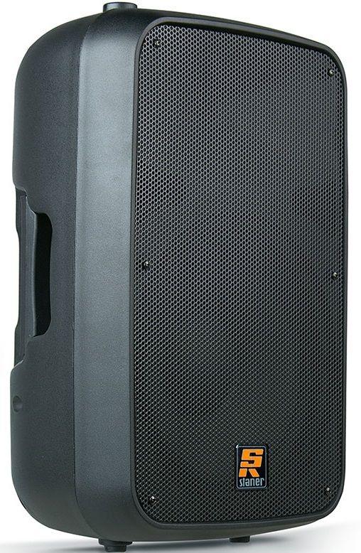 Caixa Ativa Staner Sr110a 110w Rms Bivolt Usb Bluetooth