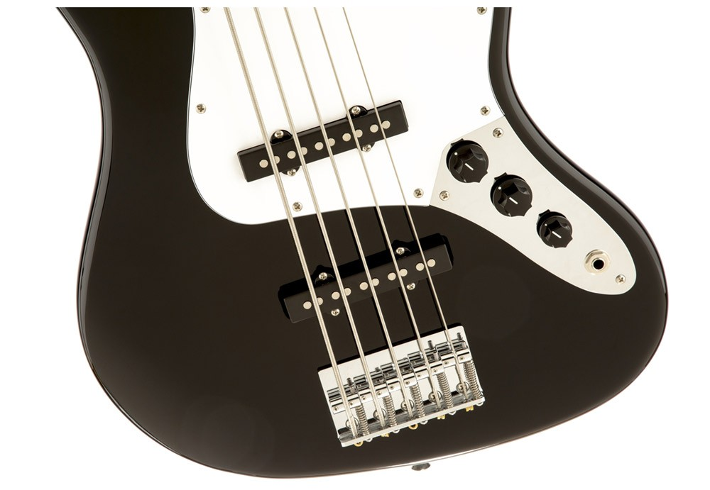Contra Baixo Fender Squier Affinity Jazz Bass V 5 Cordas