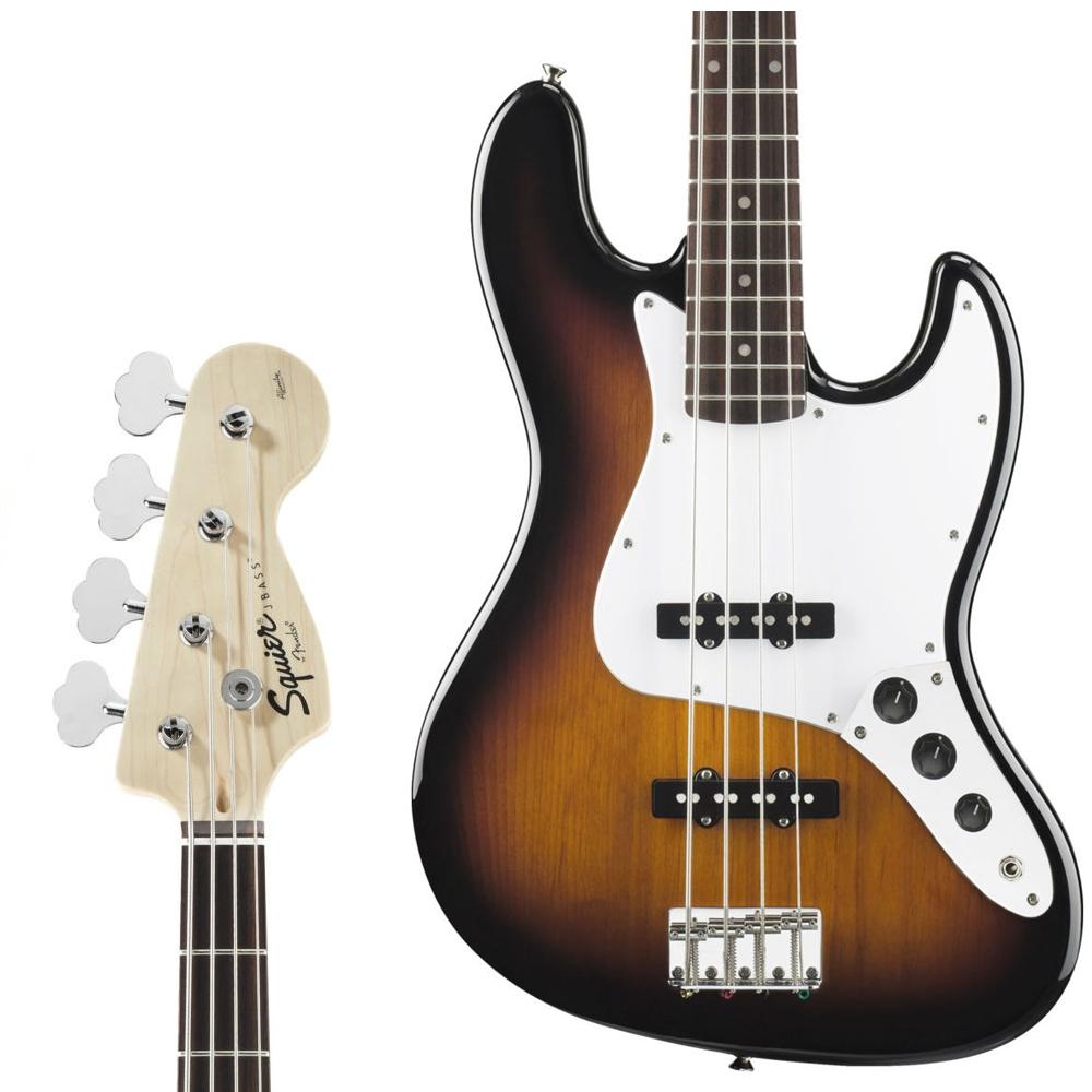 Contra Baixo Fender Squier Affinity Jazz Bass 4 Cordas