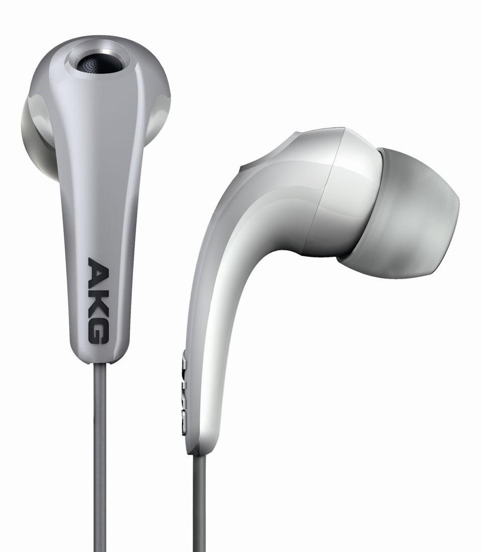 Fone De Ouvido Akg K321 Branco In Ear