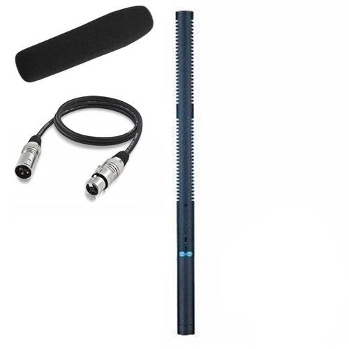 Microfones Direcional Kadosh K54 Shotgun