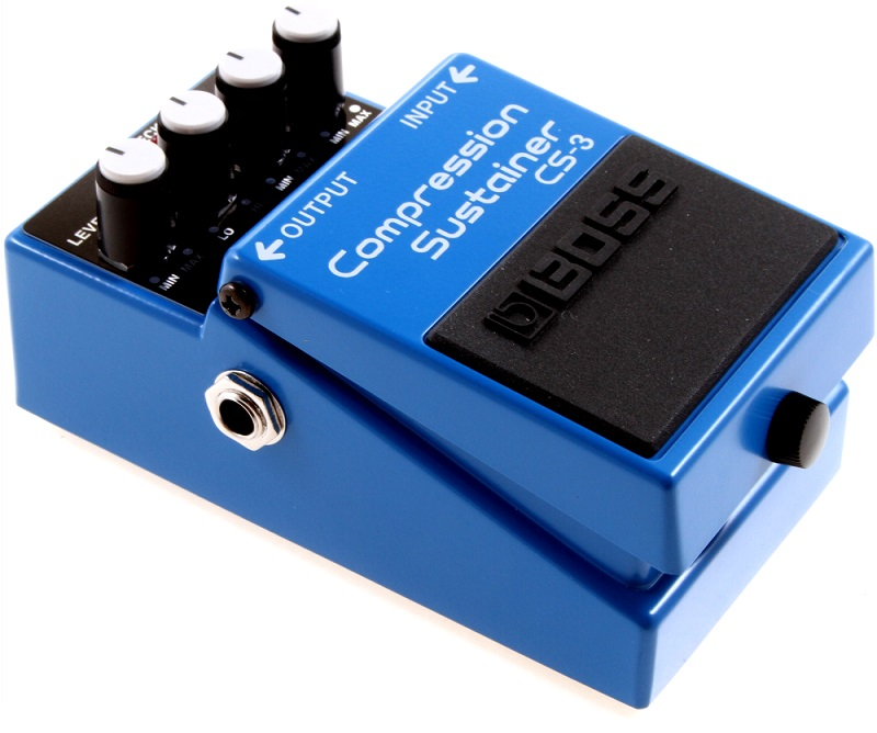 Pedal De Guitarra Boss Cs-3 Compression Sustainer