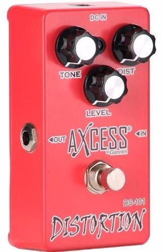 Pedal Giannini Axcess Ds101 Distortion