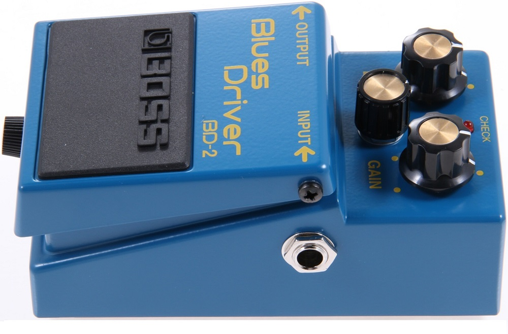 Pedal Guitarra Boss BD 2 Blues Drive