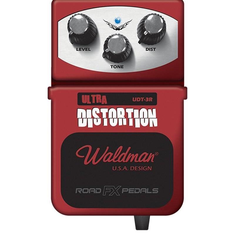 Pedal Waldman UDT3R Ultra Distortion P/ Guitarra