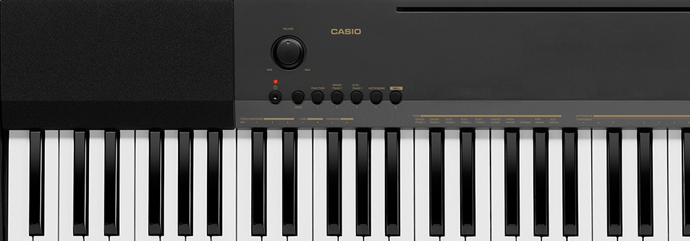 Piano Digital Casio Cdp130 Bk 88 Teclas C/ Fonte | Pedal Sustain