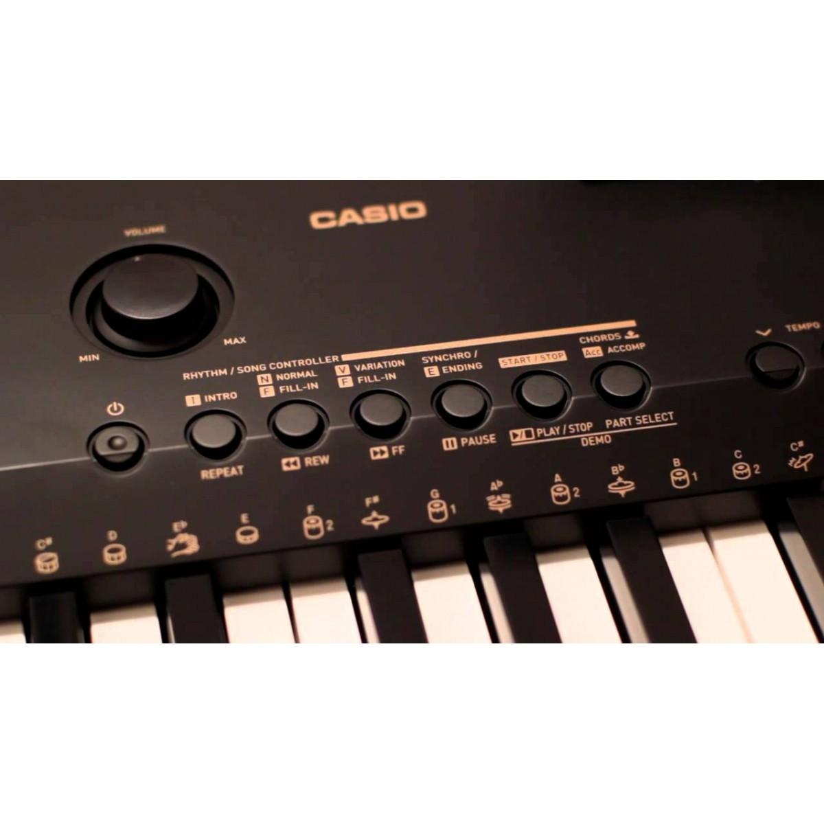 Piano Digital Casio Cdp230 88 Teclas Completo C/ Fonte | Pedal | Estante