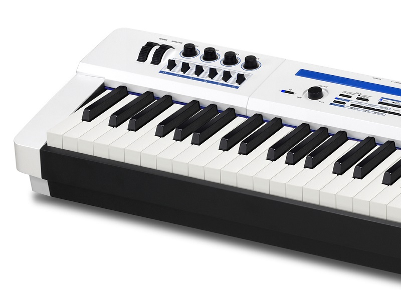 Piano Digital Casio Privia Pro Px5s Timbre Incrível