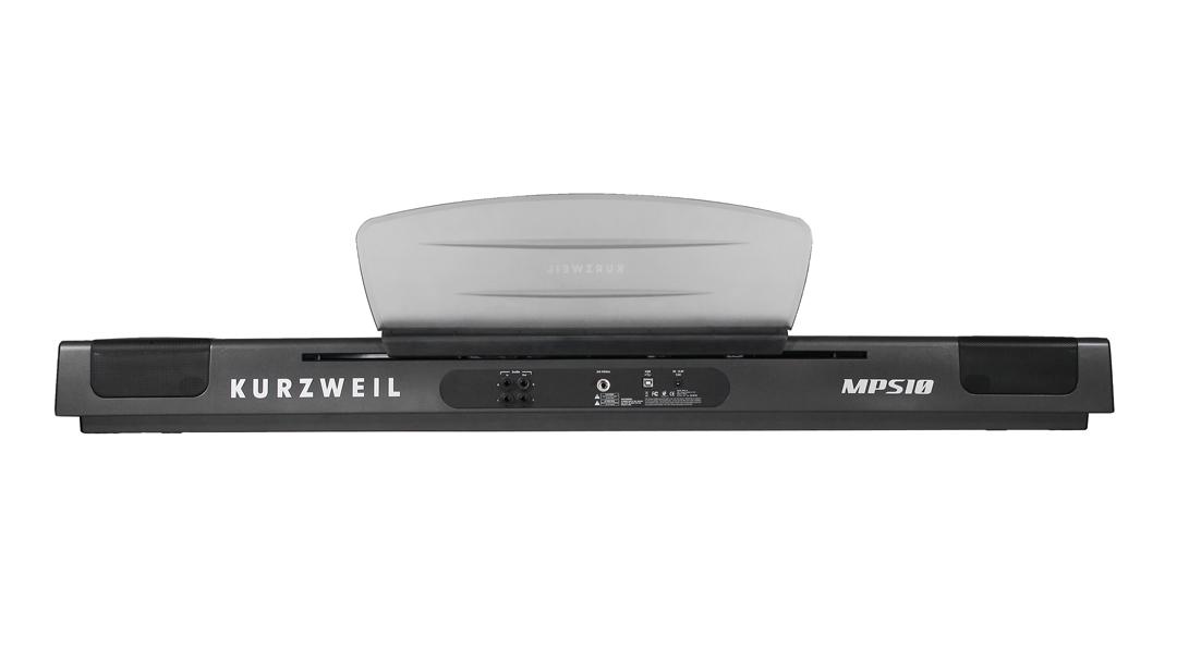 Piano Digital Kurzweil MPS-10 C/ Fonte + Pedal sustain