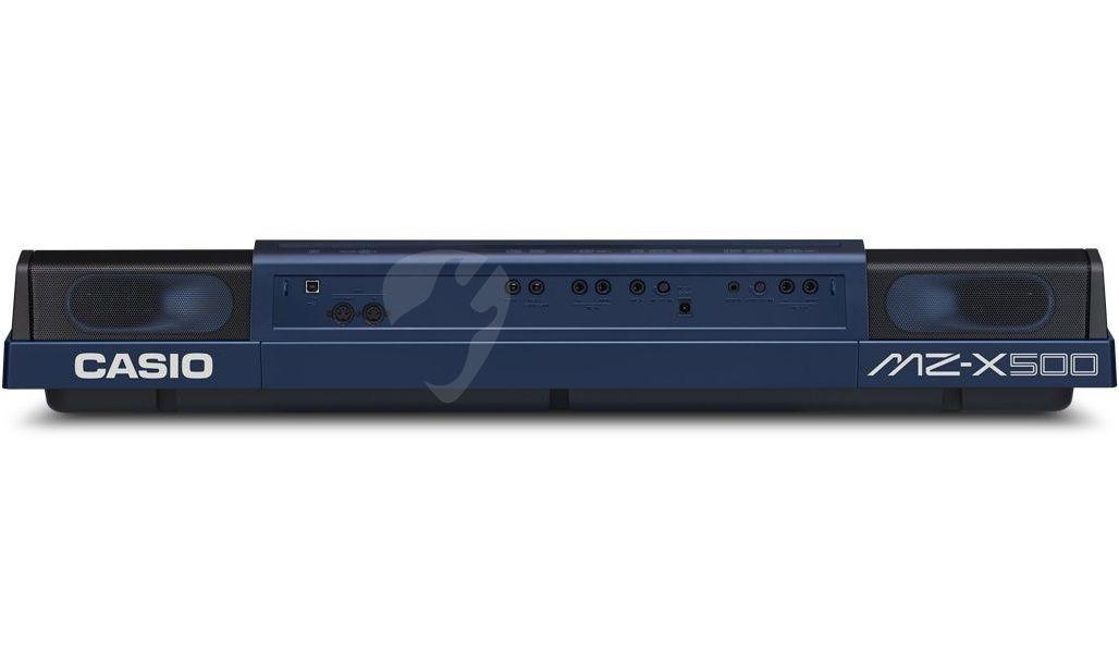 Teclado Arranjador Casio MZX500 Usb 61 Teclas C/ Fonte