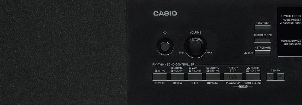 Teclado Casio Digital Ctk5200 61 Teclas Usb C/ Fonte
