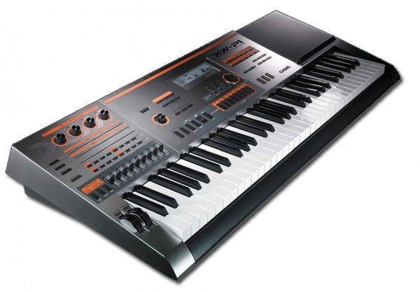 Teclado Sintetizador Casio XW-P1 61 Teclas