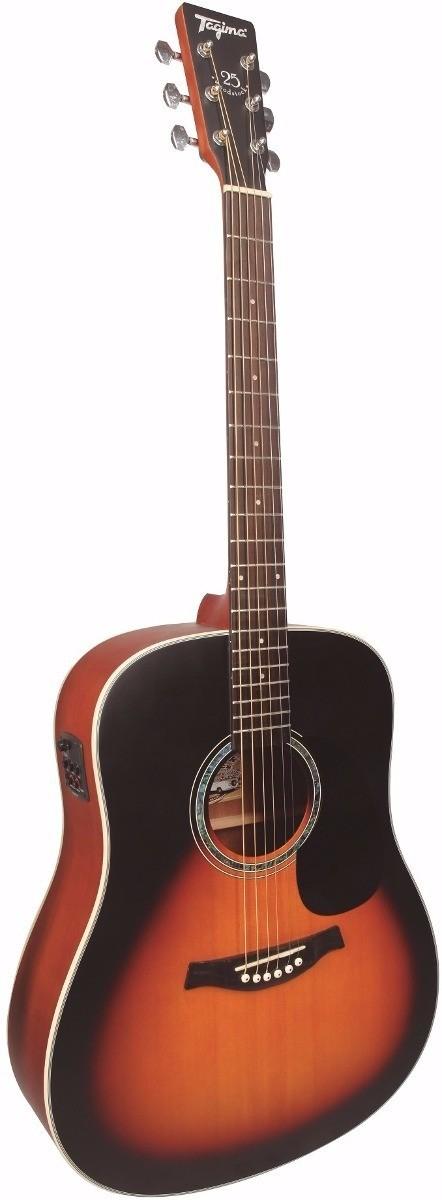 Violao Folk Eletrico Tagima Woodstock TW25 C/ Afinador