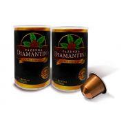Diamantina  - cápsulas tipo Nespresso® - 2 Latas com 10 cápsulas cada