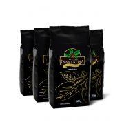 Café Torrado em Grãos Especial 250g - 4uni