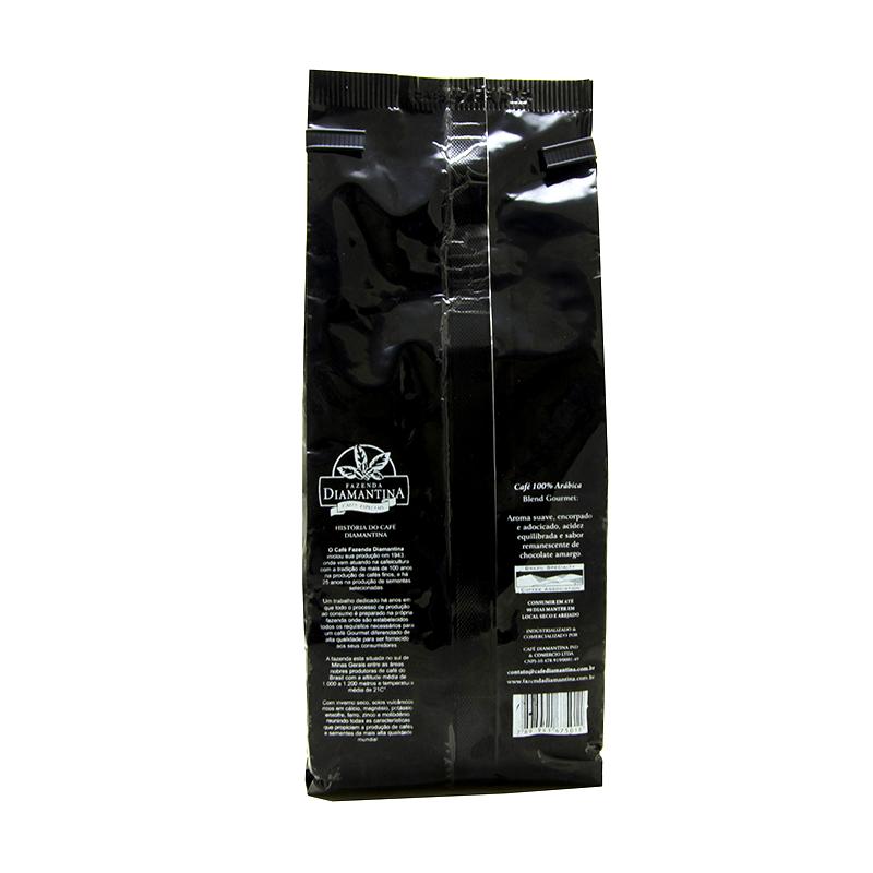 Café Diamantina Especial - Torrado e Moído - Pacote com 250 g