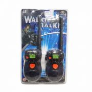 Walkie Talkie Rádio Comunicação Infantil Vigilante 9050