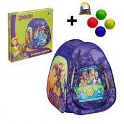Barraca Portatil Scooby-doo Toca Infantil + 50 Bolinhas