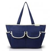 Bolsa de Bebê Lisa ABC15002-AZ-BG Jacki Design