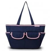 Bolsa de Bebê Lisa ABC15002-AZ-PK Jacki Design