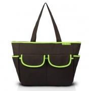 Bolsa de Bebê Lisa ABC15002-MR-VE Jacki Design
