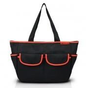 Bolsa de Bebê Lisa ABC15002-PR-LJ Jacki Design