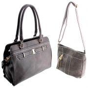 Bolsa Feminina kit com 2 bolsas Alça Transversal e de Mão 3798